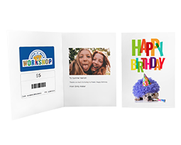 Printable Gift Cards