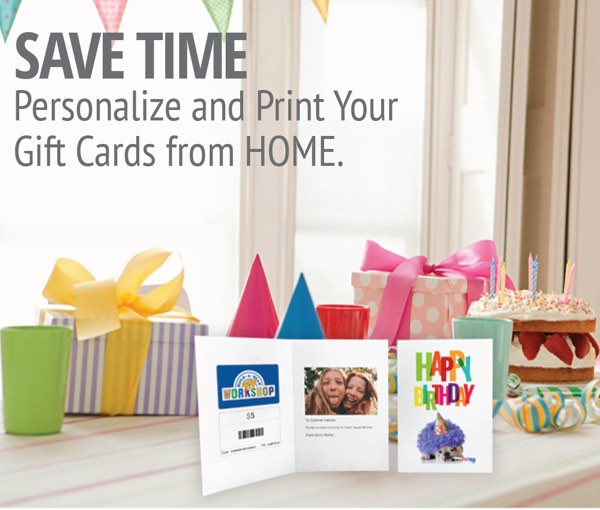 Birthday gift cards - Buy gift cards now