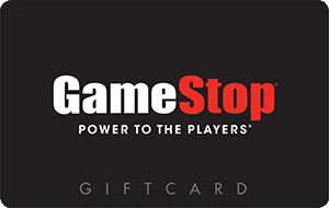 GameStop Digital Gift Card