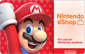 Nintendo Digital Gift Card