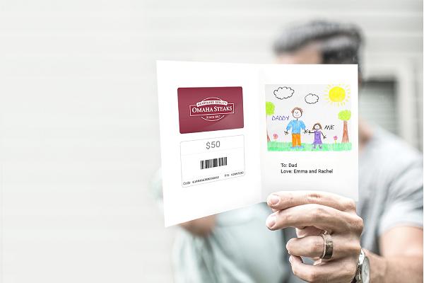 Printable Gift Cards
