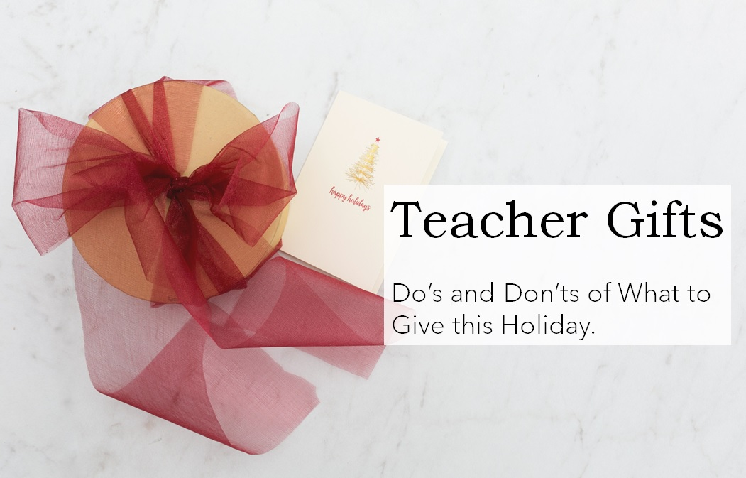 2019 Holiday Teacher Gifts