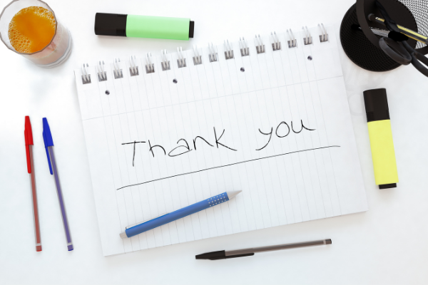 10 Inspirations for Writing a Thank You Note for a Gift